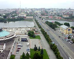 Итоги социально-экономического развития Челябинска, подведенные за девять месяцев текущего года, показали отставание темпов возведения жилья от соответствующего периода 2009 года