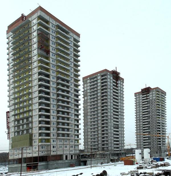 «Манхэттен» по улице Труда в Челябинске