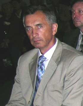 Первый заместитель министра строительства, инфраструктуры и дорожного строиельства Челябинской области Виктор Тупикин