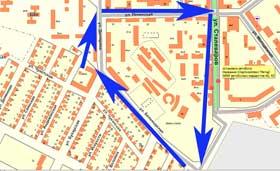 В Металлургическом районе планируется за 3-4 года расселить в новые квартиры жителей ветхоаварийных домов