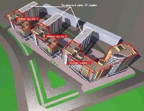 «Строительная компания «Полистром» начала строительство второго панельного дома в жилом квартале «Максимум» по улице Жданова в Копейске