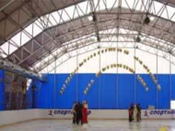 Физкультурные комплексы в Чебаркуле, Снежинске и Троицке готовы более чем наполовину