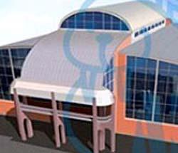 До конца года в Левобережье Магнитогорска будет построен физкультурно-оздоровительный комплекс
