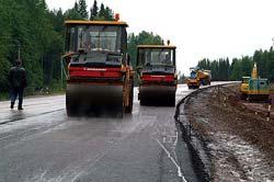 3 млрд. 64 млн. руб. будет направлено на строительство и модернизацию автомобильных дорог общего пользования Челябинской области в 2008 году