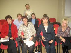 10 октября Учебный Центр «Компаньон» провел семинар для риелторов по актуальным вопросам налогообложения