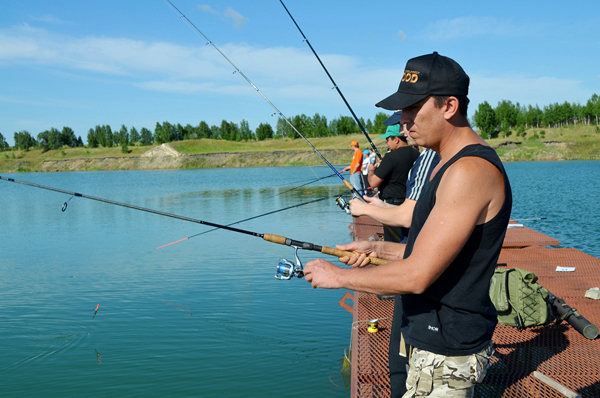 хорошая рыбалка в челябинске
