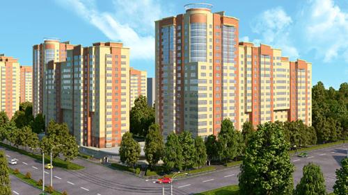 Новые жилые комплексы