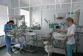 В Челябинске завершается строительство нового корпуса детской областной клинической больницы