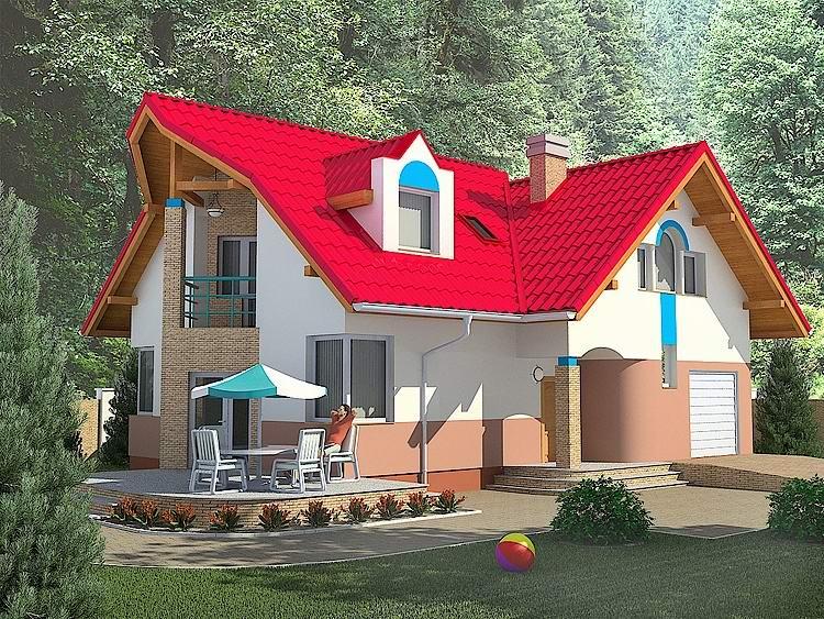 Загородный дом - Стиль жизни.