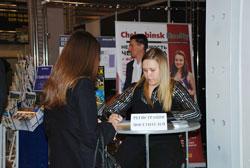 Сегодня состоялось открытие VI специализированной выставки «Финансовый Урал от бизнеса до семьи»
