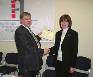 Вчера состоялось подписание соглашения Ассоциации предприятий строительной отрасли Челябинска (АПСО) с ЗАО Аналитический центр «Инком-Аудит»