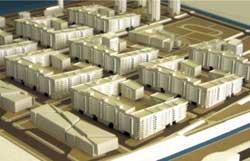 Сегодня на Градостроительном совете был утвержден проект строительства жилого района на Краснопольской площадке