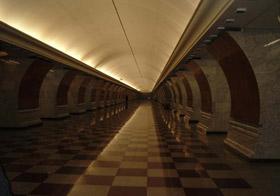На 50,8% выполнен годовой план строительства челябинского метрополитена