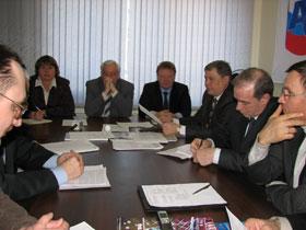 Во вторник 13 марта в АПСО состоялся круглый стол, посвященный  взаимодействию естественных монополий и предприятий строительной отрасли
