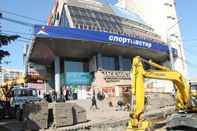 Застройщики-нарушители устроили в Челябинске самоуправство