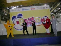 В Челябинске состоялось торжественное открытие специализированной выставки «Время рекламы»