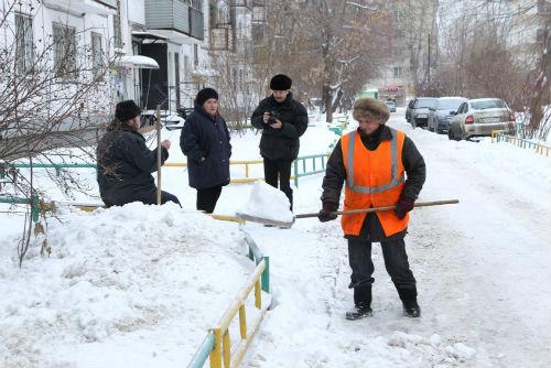 имеет право кто очищает улицы от снега в краснодаре мне нравятся