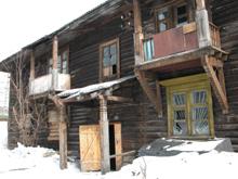 В первом квартале 2007 года в Челябинской области было снесено 2 227  кв. метров жилья, непригодного для проживания